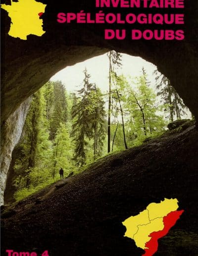 Inventaire du Doubs tome 4