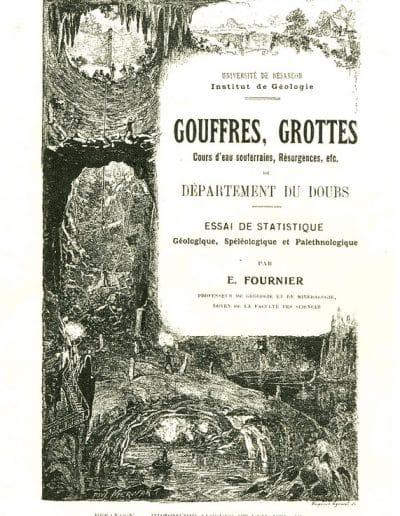 Gouffres, grottes