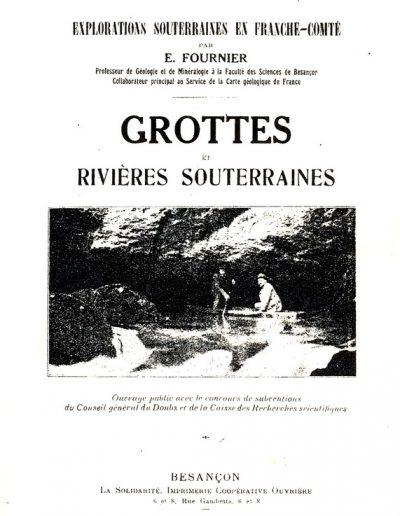 Grottes et rivières souterraines