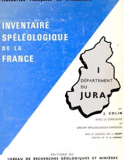 Inventaire du Jura