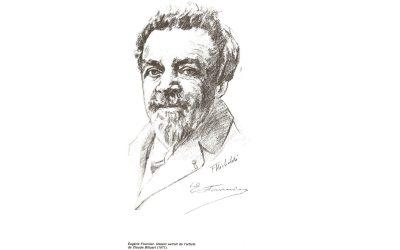 Eugène FOURNIER1871-1941                                                                                                                  Précurseur  de  la  spéléologie  en  Franche-Comté
