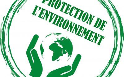 Agrément Protection de l'Environnement pour le GIPEK